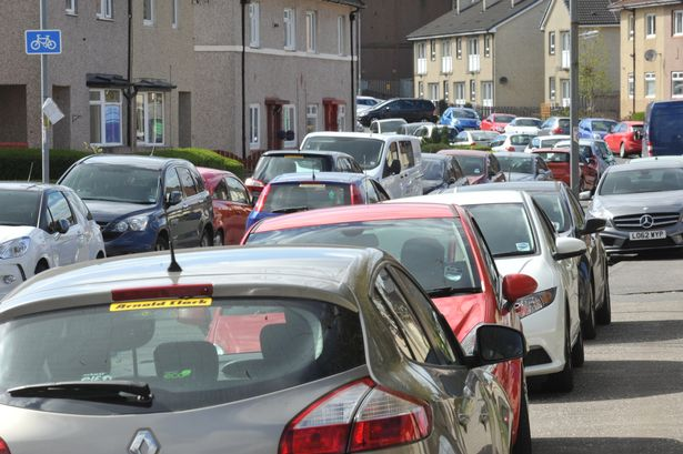 image of parking disagreements with locals and neighbours