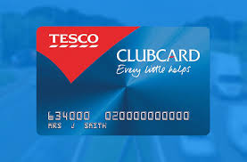 petrol cashback card - Tesco club card