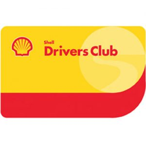 petrol cashback cards - Shell drivers club card