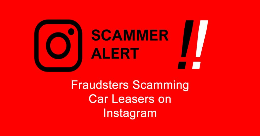 scammeralert instagram