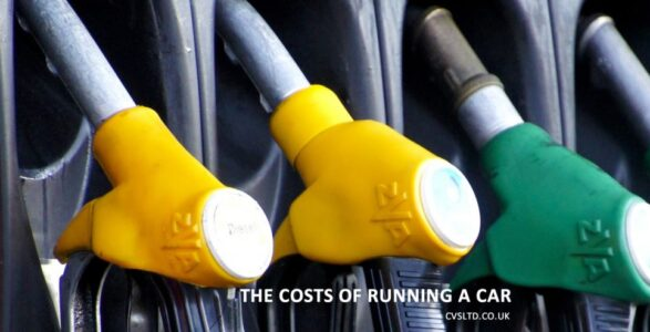 the costs of running a car