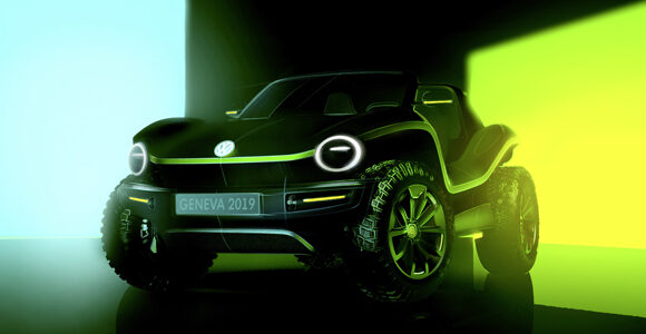 VW is bringing the Beach Buggy Back