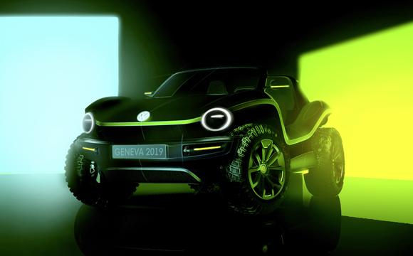 VW is bringing the Beach Buggy Back | News | CVS Ltd Blog