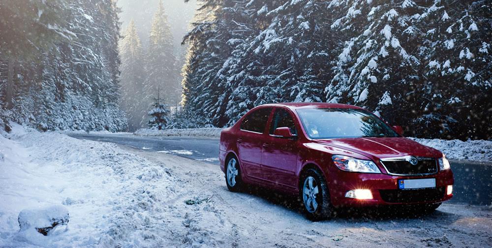 Winter Driving Kit