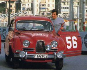 women racing drivers - Pat Moss