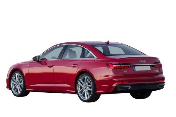 Audi A6 bad credit car lease from CVS Ltd