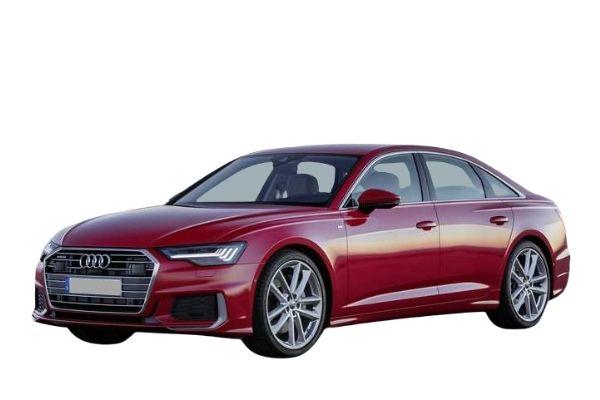 Audi A6 side