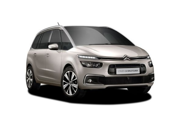 Citroen C4 Space Tourer Front