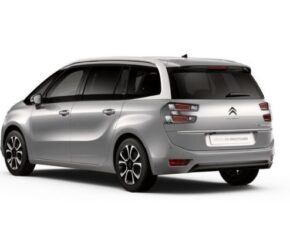 Citroen C4 Space Tourer Rear