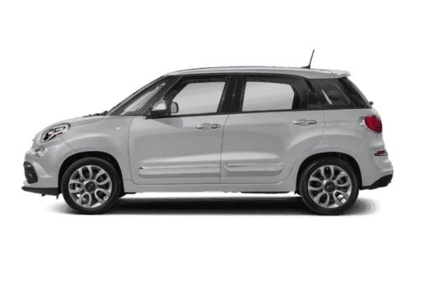 Fiat 500L Side Grey