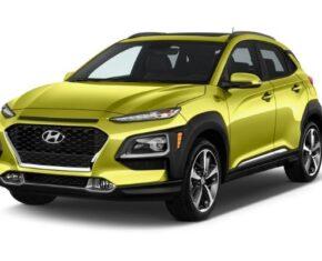 Hyundai Kona Green