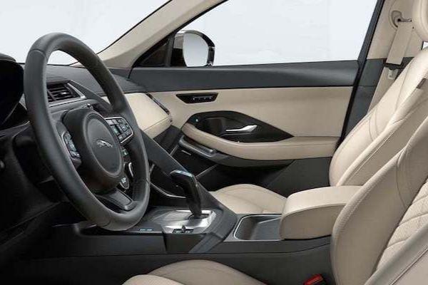 _Jaguar E Pace Interior