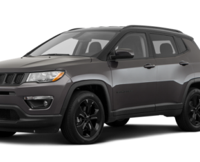 Jeep Compass Grey front
