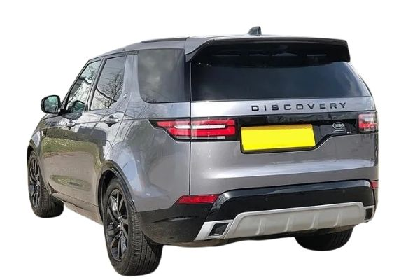 Land Rover Discovery - Rear View