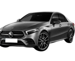 Mercedes-Benz A Class Front
