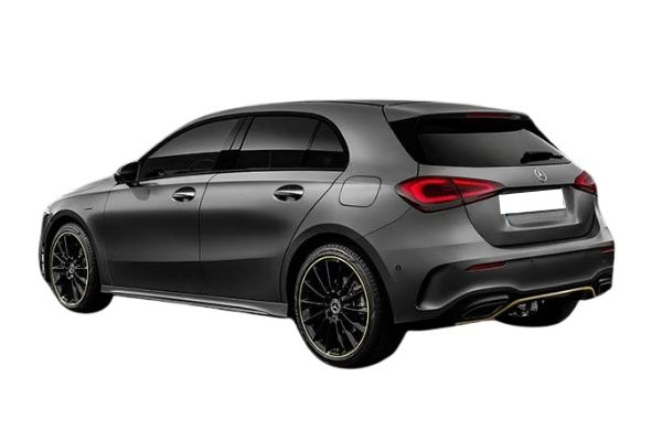 Mercedes-Benz A Class Side and Rear