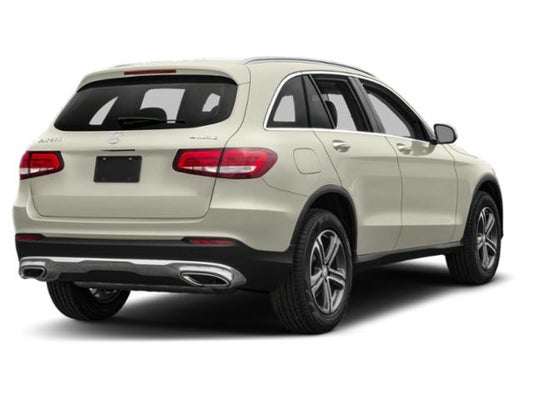 Mercedes-Benz GLC Coupe Rear