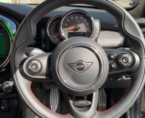 Mini hatch interior