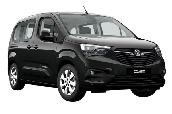 Vauxhall Combo Life Energy - Front View