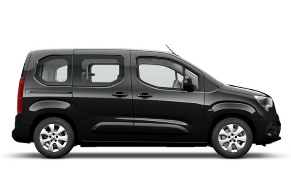 Vauxhall Combo Life Energy - Side View