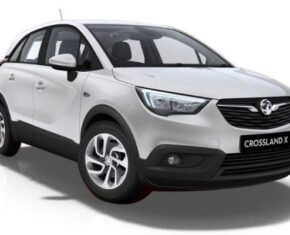 Vauxhall Crossland X available for bad credit car leasing