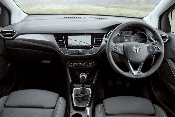 Vauxhall Crossland X White - Interior