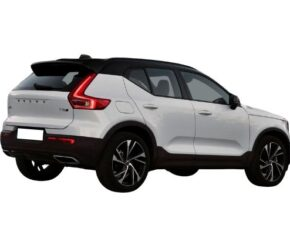 Volvo XC40 Rear and side