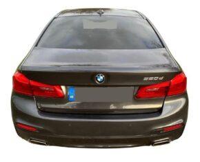BMW 5 Series - Rear View