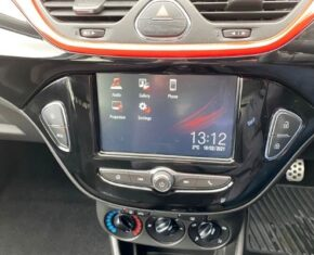 In Stock Vauxhall Corsa Sport 1.4 Grey 69 Reg - interior view #3