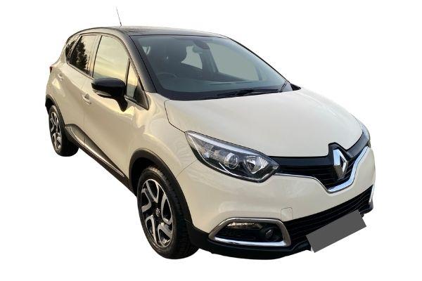 Renault Captur Front (1)