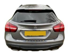 Mercedes-Benz GLA - Rear View