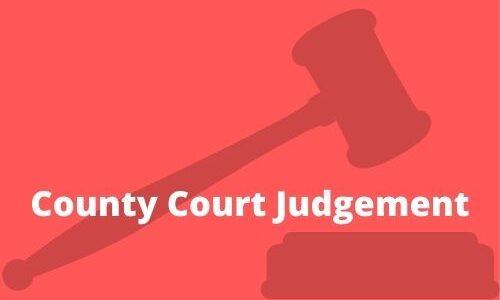 County Court Judgement Explained 500 x 500